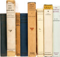 Books:Literature 1900-up, D. H. Lawrence. Group of Nine First Editions or First American Editions of Non-Fiction Titles. [Various places: various publ... (Total: 9 Items)