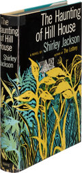 Books:First Editions, Shirley Jackson. The Haunting of Hill House. New York: Viking Press, 1959. First edition.... (Total: 0 )