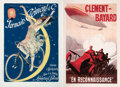 Prints & Multiples, Various French Artists (early 20th Century). Six Belle Époque Posters Relating to Transportation. 2 lithographs on paper... (Total: 6 Items)