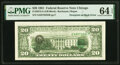 Error Notes:Third Printing on Reverse, Third Printing on Back Error Fr. 2073-G $20 1981 Federal Reserve Note. PMG Choice Uncirculated 64 EPQ.. ...