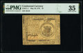 Colonial Notes:Continental Congress Issues, Continental Currency May 10, 1775 $1 PMG Choice Very Fine 35.. ...