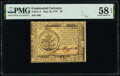 Colonial Notes:Continental Congress Issues, Continental Currency May 10, 1775 $5 PMG Choice About Unc 58 EPQ.. ...