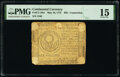 Continental Currency May 10, 1775 $30 Contemporary Counterfeit PMG Choice Fine 15