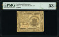 Colonial Notes:Continental Congress Issues, Continental Currency November 29, 1775 $1 PMG About Uncirculated 53 EPQ.. ...