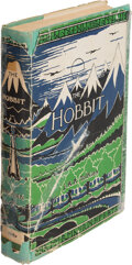 Books:Signed Editions, J. R. R. Tolkien. The Hobbit. Or, There and Back Again. Boston: Houghton Mifflin Co., no date [circa 1963]. Seco...