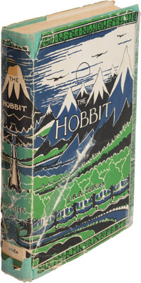 J. R. R. Tolkien. The Hobbit. Or, There and Back Again. Boston: Houghton Mifflin Co