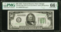 Small Size:Federal Reserve Notes, Fr. 2102-G $50 1934 Dark Green Seal Federal Reserve Note. ...