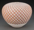 American Indian Art:Pottery, An Acoma Polychrome Seed Jar ...