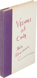 Books:Literature 1900-up, Jack Kerouac. Excerpts from Visions of Cody. [New York: New Directions, 1960]. First edition, one of 750 copies si...