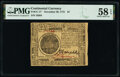 Colonial Notes:Continental Congress Issues, Continental Currency November 29, 1775 $7 PMG Choice About Unc 58 EPQ.. ...