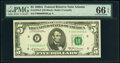 Small Size:Federal Reserve Notes, Fr. 1970-F; H $5 1969A Federal Reserve Notes. PMG Gem Uncirculated 66 EPQ.. ... (Total: 2 notes)