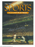 Baseball Collectibles:Publications, Baseball Publications Sports Illustrated First Issue - ...