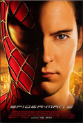 """Movie Posters:Action, Spider-Man 2 (Columbia, 2004). Rolled, Very Fine. One Sheet (26.75"""" X 39.75"""") DS Advance. Action.. ..."""