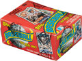 Baseball Cards:Unopened Packs/Display Boxes, 1985 Topps Baseball Wax Box With 36 Unopened Packs - Puckett & McGwire Rookie Year! ...