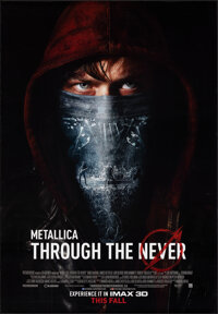 """Metallica Through the Never & Other Lot (Picture House, 2013). Rolled, Very Fine+. One Sheets (2) (27"""" X 39&quo..."""