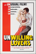 """Movie Posters:Adult, Unwilling Lovers & Other Lot (Taurus, 1977). Flat Folded, Very Fine. One Sheets (3) (27"""" X 41""""). Adult.. ... (Total: 3 Items)"""