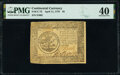 Colonial Notes:Continental Congress Issues, Continental Currency April 11, 1778 $5 Contemporary Counterfeit PMG Extremely Fine 40.. ...