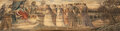 Books:Fore-edge Paintings, [John T. Beer]. William Guthrie. A General H...