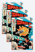 Bronze Age (1970-1979):Science Fiction, Space: 1999 #4 Short Box Group (Charlton, 1976) Condition: Average VF/NM....