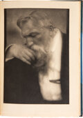 Books:Art & Architecture, [Edward Steichen, photographer]. Auguste Rodin. Ten Drawings by Rodin. Reproduced From Originals in the Possession o...