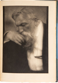 [Edward Steichen, photographer]. Auguste Rodin. Ten Drawings by Rodin. Reproduced From Original
