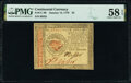 Colonial Notes:Continental Congress Issues, Continental Currency January 14, 1779 $4 PMG Choice About Unc 58 EPQ.. ...
