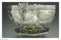 Silver Holloware, English:Holloware, AN ENGLISH SILVER VICTORIAN BOWL
