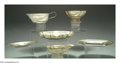 Silver Holloware, American:Other , A GROUP OF SIX AMERICAN SILVER ITEMS