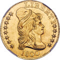 1800 $5 BD-5, High R.3 -- Obverse Repaired, Improperly Cleaned -- NGC Details. AU....(PCGS# 45595)