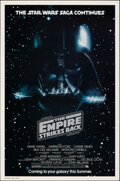 """Movie Posters:Science Fiction, The Empire Strikes Back (20th Century Fox, 1980). Rolled, Very Fine-. One Sheet (27"""" X 41"""") Studio Style, Advance. Science F..."""