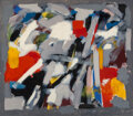 Paintings, Angelo Ippolito (American, 1922). Gray Day, 1961. Oil on canvas. 68 x 78 inches (172.7 x 198.1 cm). Signed and dated upp...