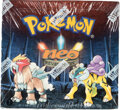 Memorabilia:Trading Cards, Pokémon First Edition Neo Revelation Set Sealed Booster Box (Wizards of the Coast, 2001)....