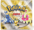 Memorabilia:Trading Cards, Pokémon First Edition Neo Genesis Set Sealed Booster Box (Wizards of the Coast, 2000)....