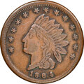 1864 Robert Naper, Grocer, Civil War Store Card, Naperville, Illinois, Fuld-615A-1a, R.6, VF35 NGC. Ex: Donald G. Partri...