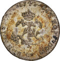 1744/3-W Sou Marque MS62 NGC. Vlack-205B. Ex: Donald G. Partrick Collection. NGC Census: (0/1). PCGS Population: (0/3)...