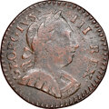 1788 Vermont Copper, GEORGIVS III REX -- Corrosion -- NGC Details. VF. From The Donald G. Partrick Collection. ...(PCGS#...