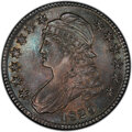 1829 50C Small Letters, O-117, R.2, MS63 PCGS. Ex: Link. PCGS Population: (2/1 and 0/0+). NGC Census: (0/1 and 1/0+). MS...