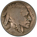 1919 5C Buffalo Nickel -- Cud Die Break -- Good 4 PCGS. From The Don Bonser Error Coin Collection Part III