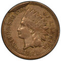 Errors, 1862 1C Indian Cent -- Cud Die Break -- VF25 PCGS.. From The Don Bonser Error Coin Collection Part III....