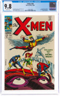 Silver Age (1956-1969):Superhero, X-Men #49 (Marvel, 1968) CGC NM/MT 9.8 Off-white pages....