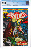 Bronze Age (1970-1979):Horror, Tomb of Dracula #10 (Marvel, 1973) CGC NM/MT 9.8 White pages....