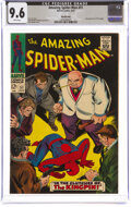 Silver Age (1956-1969):Superhero, The Amazing Spider-Man #51 Northland Pedigree (Marvel, 1967) CGC NM+ 9.6 White pages....