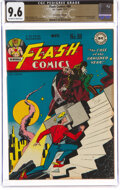 Golden Age (1938-1955):Superhero, Flash Comics #88 The Promise Collection Pedigree (DC, 1947) CGC NM+ 9.6 Off-white to white pages....