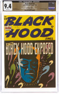 Golden Age (1938-1955):Superhero, Black Hood #19 The Promise Collection Pedigree (Archie, 1946) CGC NM 9.4 White pages....