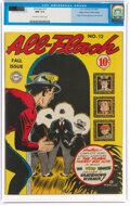 All-Flash #12 Mile High Pedigree (DC, 1943) CGC NM 9.4 Off-white to white pages