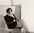 Photographs, Michael Bergman (20th Century). Group of 4 Portraits, 1981. Gelatin silver. 7 x 7-1/2 inches (17.8 x 19.1 cm); each. Eac... (Total: 4 )