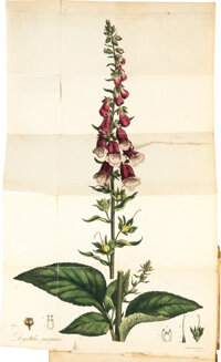 William Withering. An Account of the Foxglove. And some of its medicinal uses... Bir