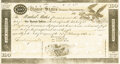 Large Size:War of 1812, United States - Act of February 24, 1815, Section 3 $100 5-2/5% or Redemption for 6% Stock Treasury Note. Hessler X85, Fr. TN-...