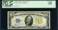 Small Size:World War II Emergency Notes, Fr. 2309* $10 1934A North Africa Silver Certificate Star. PCGS Very Fine 30.. ...