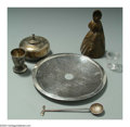 Silver Holloware, American:Other , A GROUP LOT OF ACCESSORIES, HOLLOWARE AND OTHER